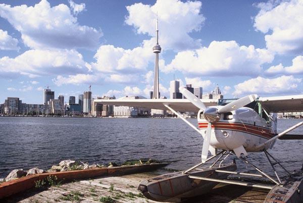 Helibec, La Tuque (Québec) Canada - Seaplane lessons
